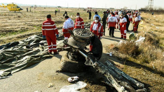 Чому посольство в Ірані спочатку виключило версію, що український літак збили