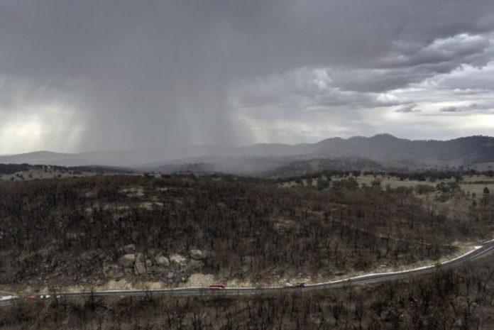 в Австралії затопило постраждалі від пожеж штати
