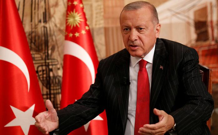 Ердоган виступив з твердженням, що Росія управляє конфліктом у Лівії