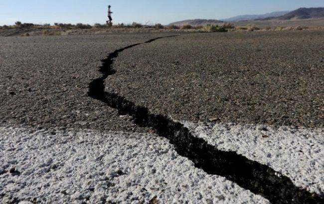 На кордоні Китаю і Киргизії стався сильний землетрус