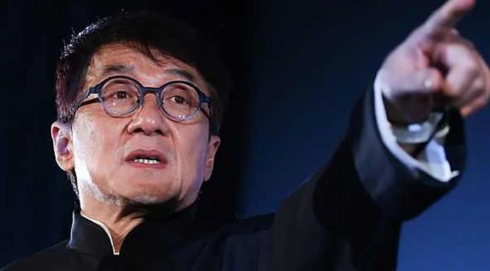 Джекі Чан пообіцяв $197 тисяч за ліки від коронавірусу