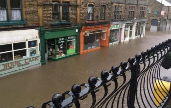 Ураган Кіара накрив Європу