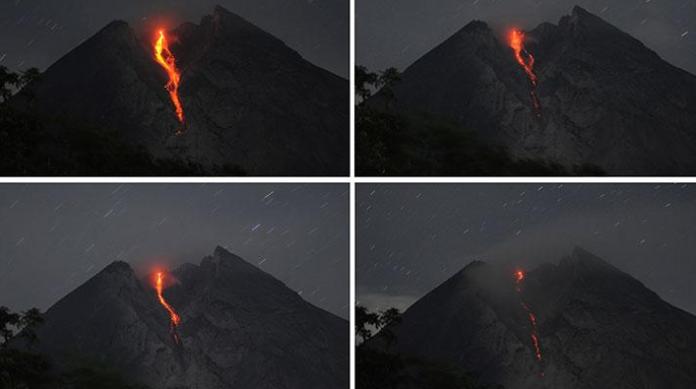 В Індонезії прокинувся найактивніший вулкан країни