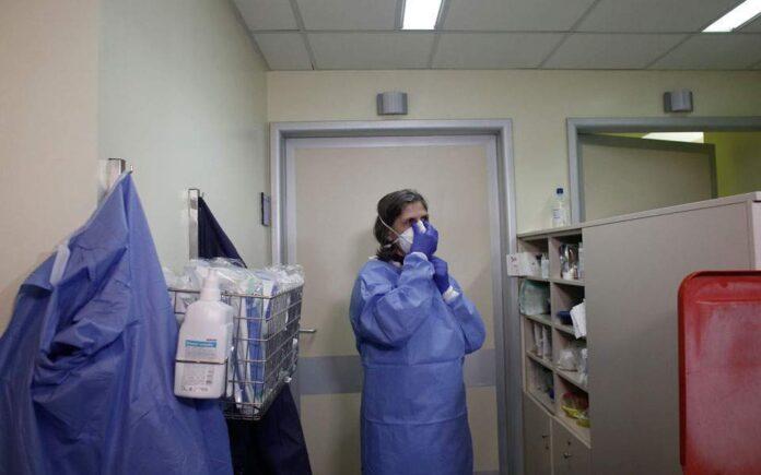 Пацієнт з підозрою на коронавірус звернувся до афінської лікарні