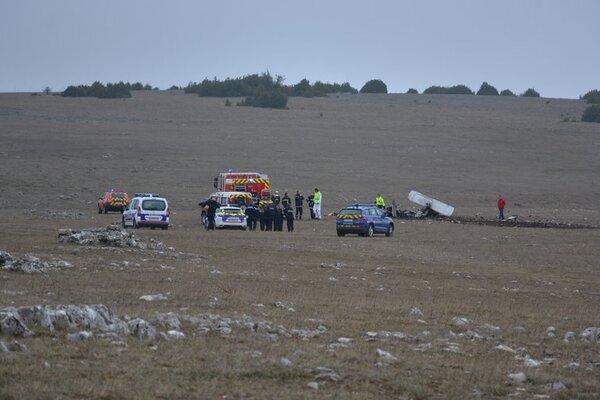 У Франції розбився літак із туристами