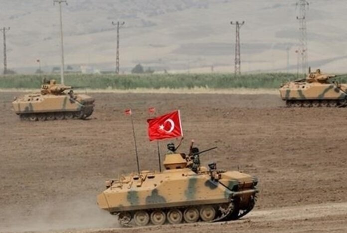 Туреччина заявила про наступ на сирійську армію