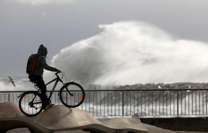 На Німеччину насувається шторм
