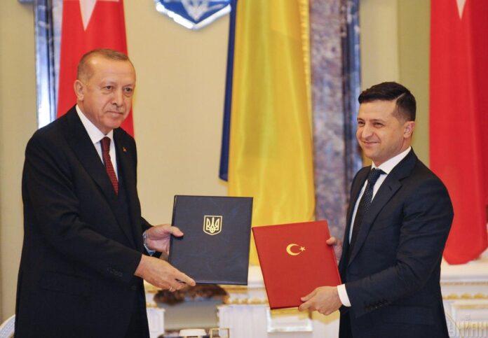 Відносини між Україною та Туреччиною вийшли на новий рівень