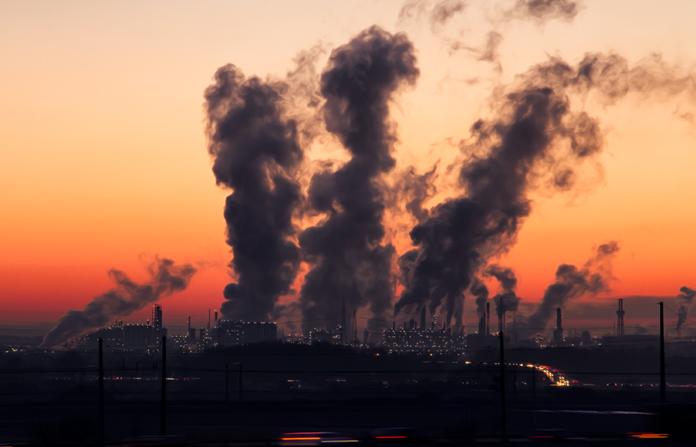Пандемія коронавірусу різко знизила забруднення повітря в Європі