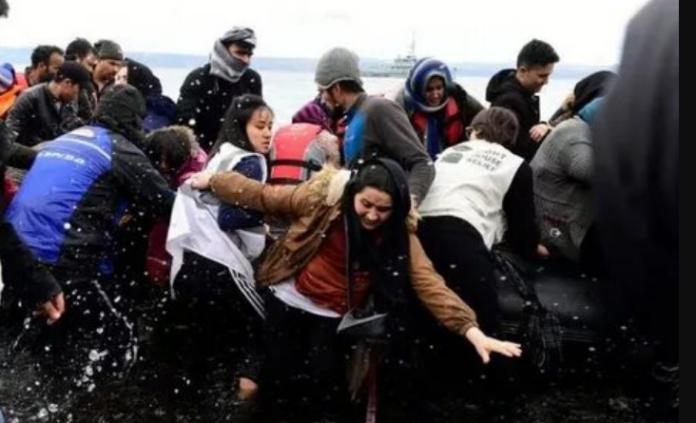 Туреччина пропустила до Євросоюзу майже 50 тисяч біженців