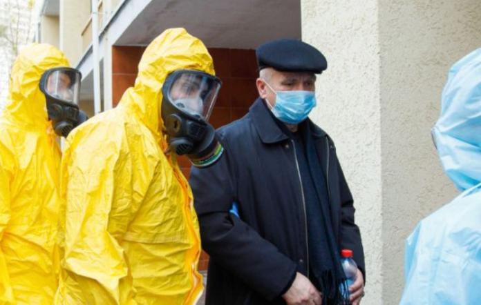 Карантин в Україні та Києві, пандемія коронавірусу