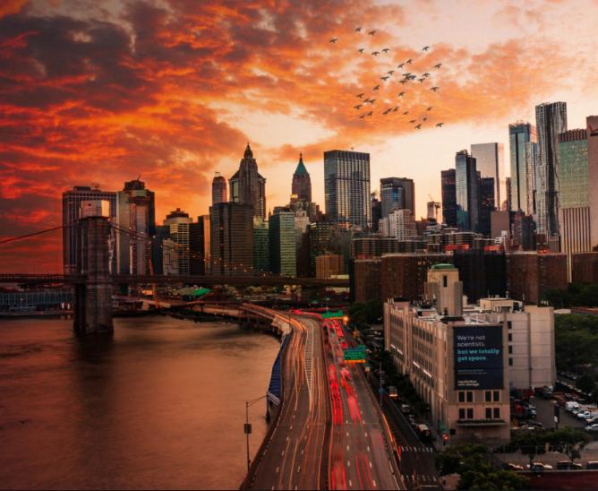 В американському штаті Нью-Йорк зафіксовані вже понад 15 тисяч випадків інфікування коронавірусом
