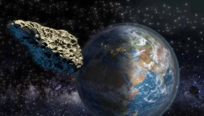 Гігантський астероїд пролетить поряд із Землею вже в квітні