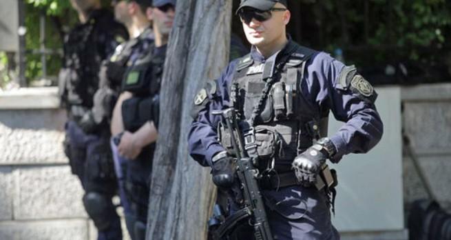 Поліцейський рейд в центрі Афін: 193 арешти