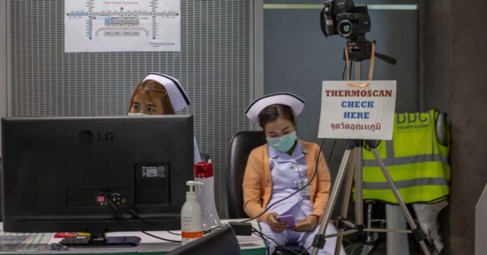 Австралія і Таїланд заявили про перші смерті від коронавірусу