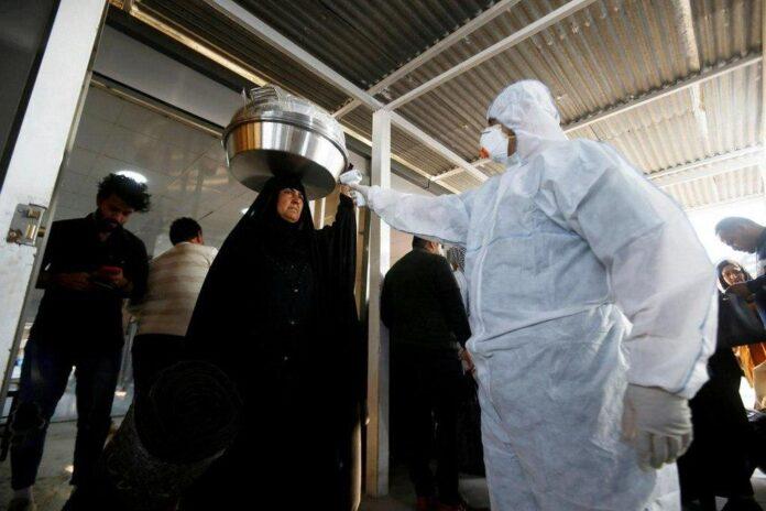 В Ірані від коронавірусу померло понад 2 тисячі людей