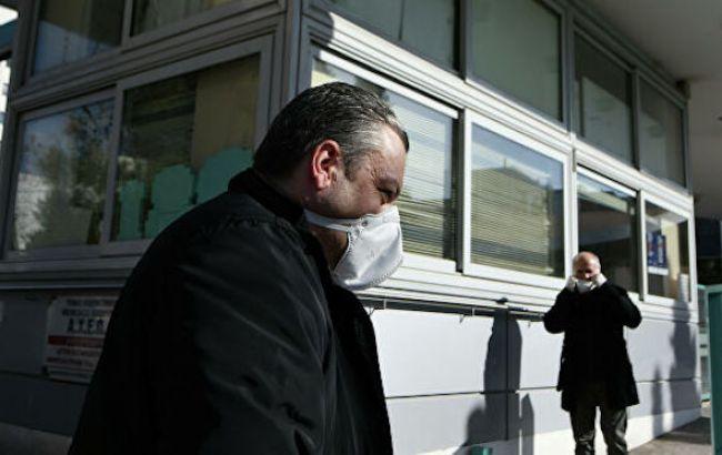 Греція: 2247 порушень карантину за добу