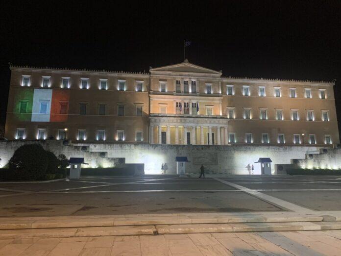 Глава італійського парламенту дякує колегам з Греції