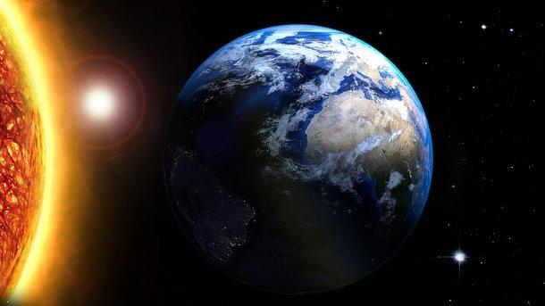 Сонце і Земля могли виникнути через зіткнення двох галактик