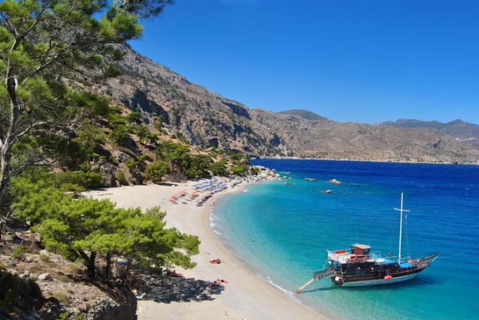 Грецію чекає спека