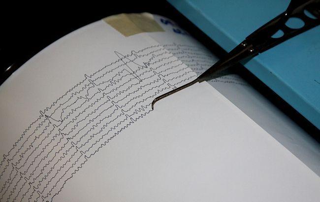 На Закінфосі стався землетрус 4,5 Ріхтера