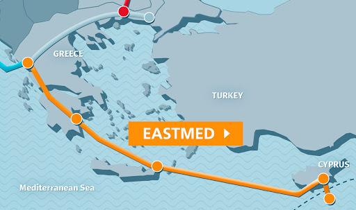 EastMed: міжнародну угоду представили на розгляд парламенту для ратифікації