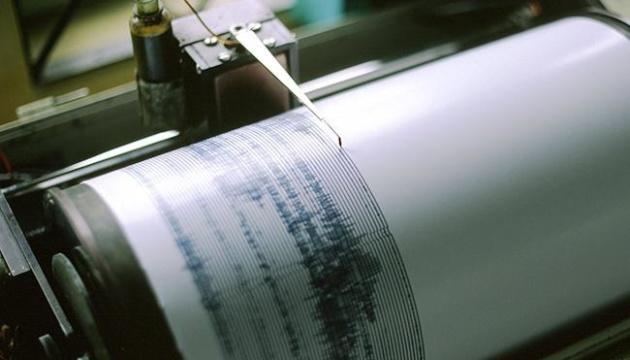 Серія землетрусів сталася біля Еллінської дуги