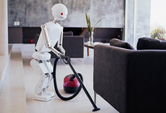 Роботи-прибиральники в грецьких готелях