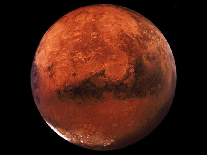 На Марсі знайшли сліди озону