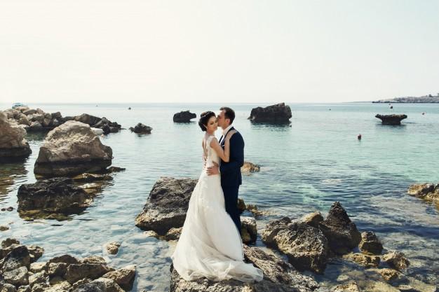 Алоніссос: на морському дні відбулася церемонія одруження
